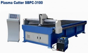 MÁY CẮT PLASMA ĐIỀU KHIỂN CNC SBPC-3100