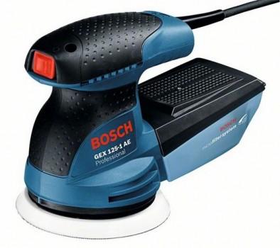 Máy chà lệch tâm Bosch GEX 125-1 AE
