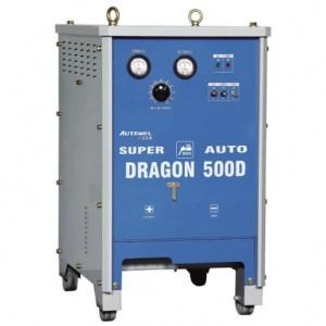 Máy hàn que dòng DC Thyristor Dragon-500D