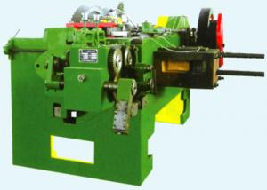Máy sản xuất đai ốc tự động