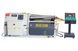 Máy lốc tôn thủy lực 4 trục 4R HC