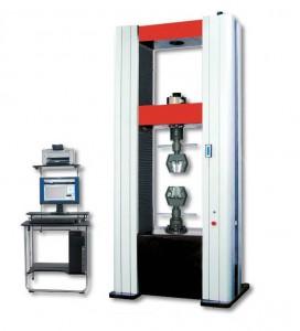 Máy kiểm tra kéo nén vạn năng điều khiển điện tử WDW-100E
