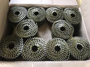 ĐINH CUỘN (ĐINH PALLET)  2.3x50mm