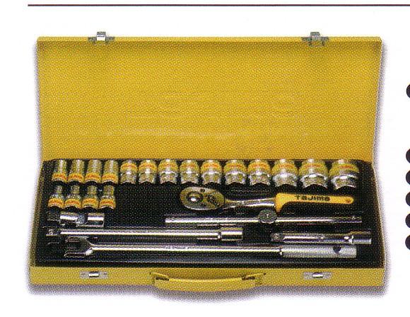 Bộ khẩu vặn 24 chi tiết TS-24
