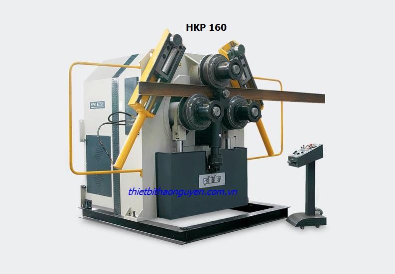 máy uốn thép hình HKP100 HKP120 HKP160 HKP200