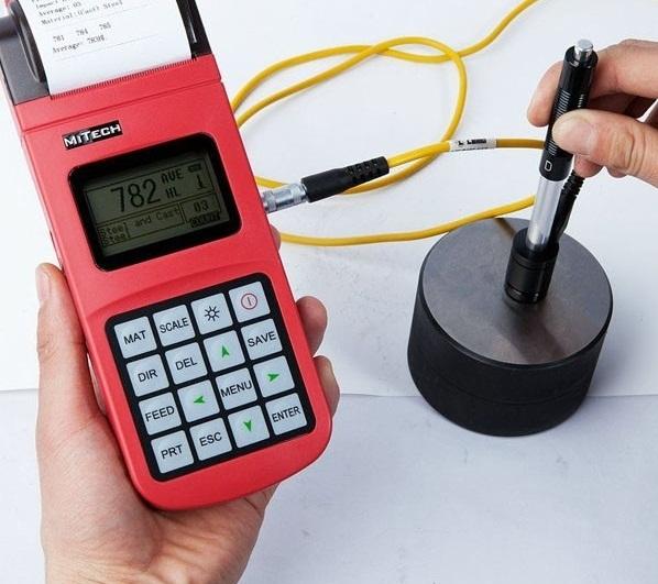 Máy đo độ cứng kim loại Mitech MH320