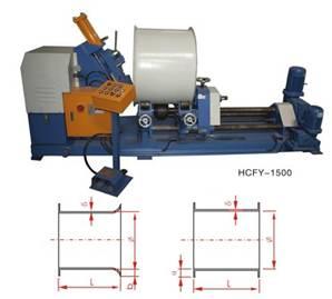 Máy gấp mép ống HCFY 1250