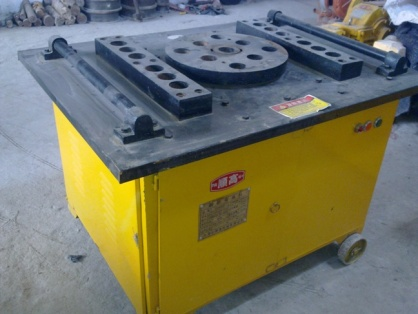 Máy uốn sắt thép  GW50